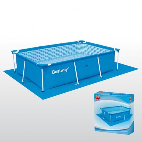Bodenplane für Pools von 259x170x61cm