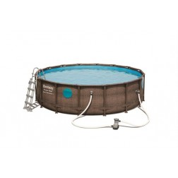 Rectangular Frame Pool Set