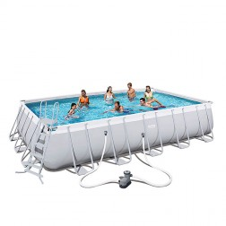 Power Steel Pool 671 x 366 x 132 cm
