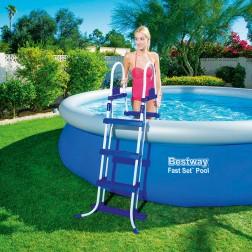 Pool Leiter 107cm