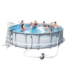 Steel Pro Frame Pool Set