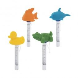 Pool Thermometer (Delfin, Fisch, Ente, Krokodil)