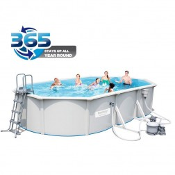 Steel Pro Frame Pool Set