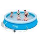 Fast Set Pool Set 366x76cm