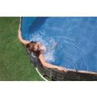 Oval Frame Pool Comfort Jet 610x366x122cm