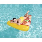 "Pizza Luftmatratze ""Beach Bed Lounge"""