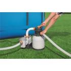 Sandfilterpumpe 1000 Gallonen mit CH-Garantie (Modell 2019)